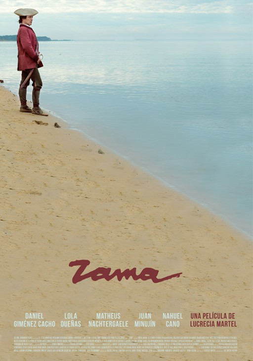 DIEGO BERAKHA ZAMA POSTER